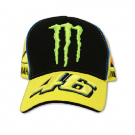 VR46 Monster Sponsor Cap